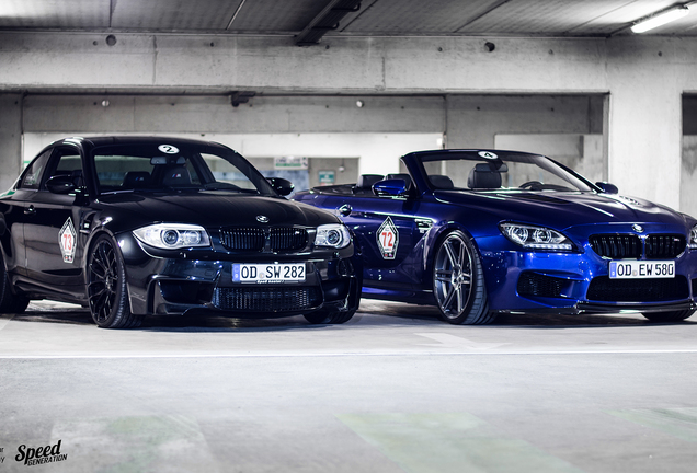 BMW Manhart Performance MH6 Biturbo Cabriolet