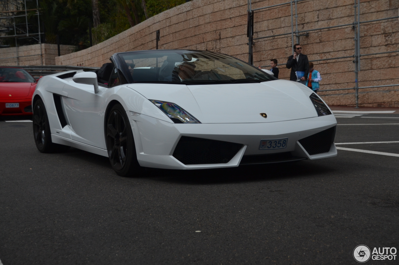 lamborghini gallardo lp560 4 spyder 10 october 2015 autogespot. Black Bedroom Furniture Sets. Home Design Ideas