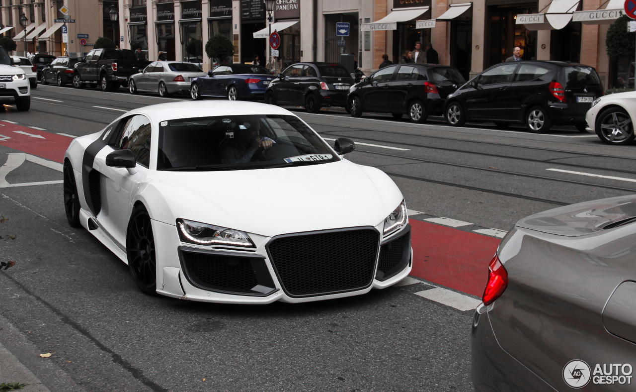Audi R8 V10 Regula Tuning 11 Octobre 2015 Autogespot