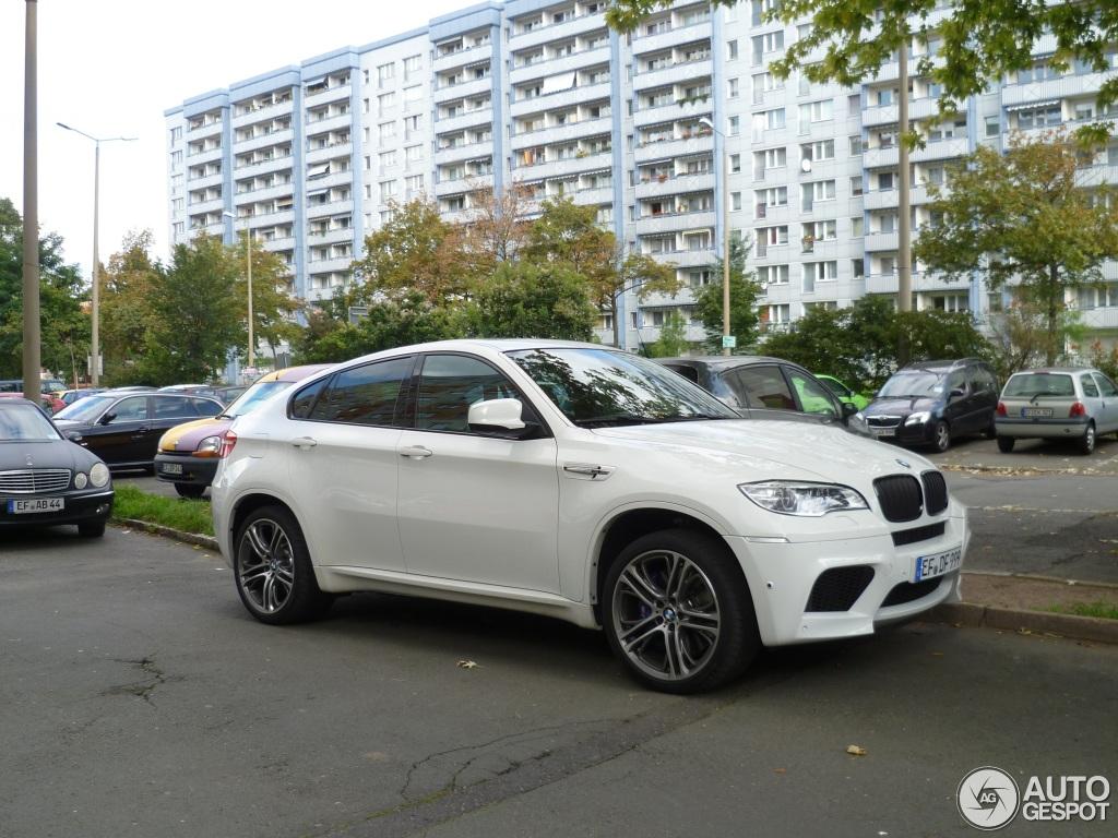 Bmw X6 M E71 2013 12 Oktober 2015 Autogespot