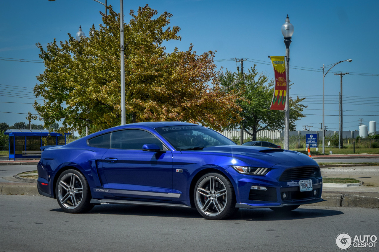 Ford Mustang Roush Stage 2 2015  12 October 2015  Autogespot