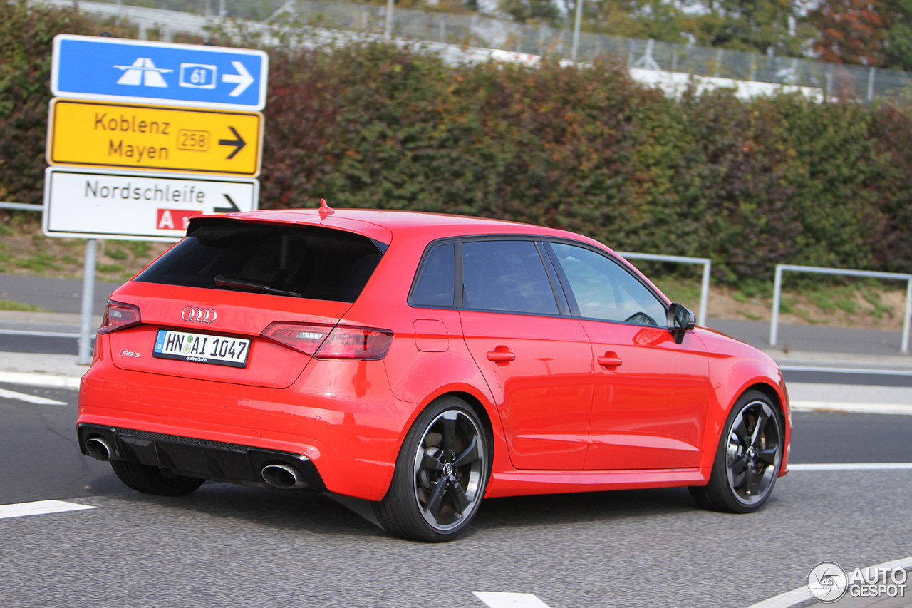 Audi RS3 Heres what you need to know
