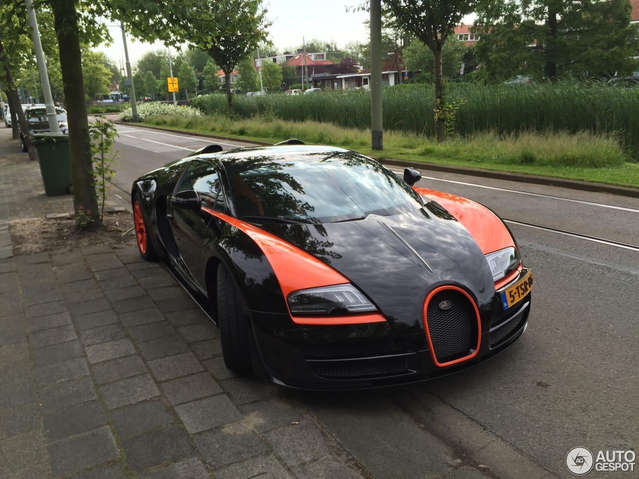 bugatti veyron 16 4 grand sport vitesse world record car edition 14 october. Black Bedroom Furniture Sets. Home Design Ideas