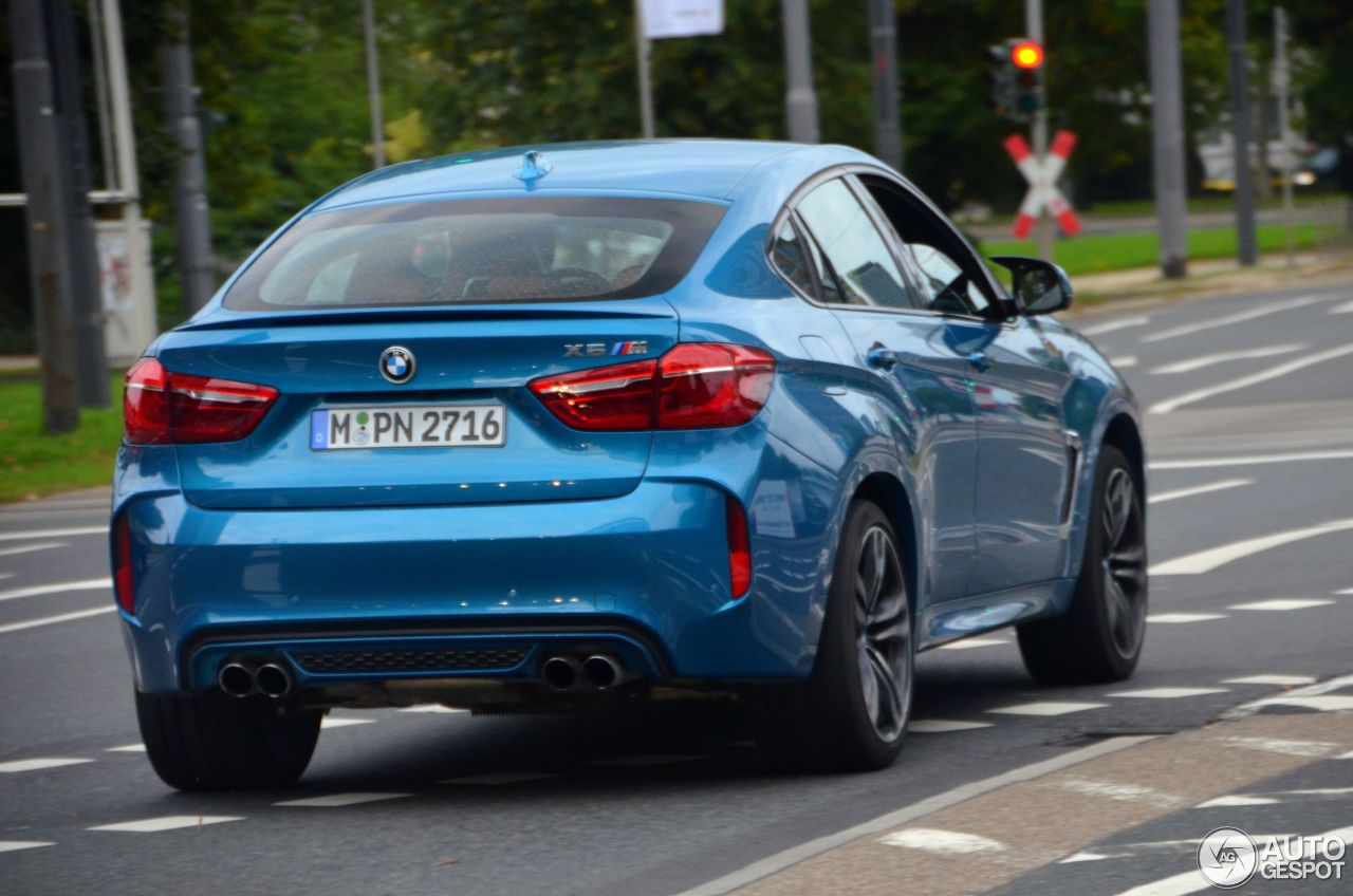 Used 2011 Bmw X6 M Review Ratings Edmunds Upcomingcarshq Com