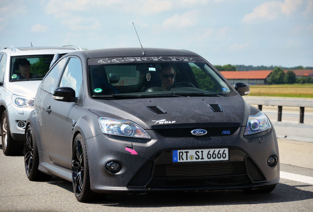 Ford Wolf RS400 2009