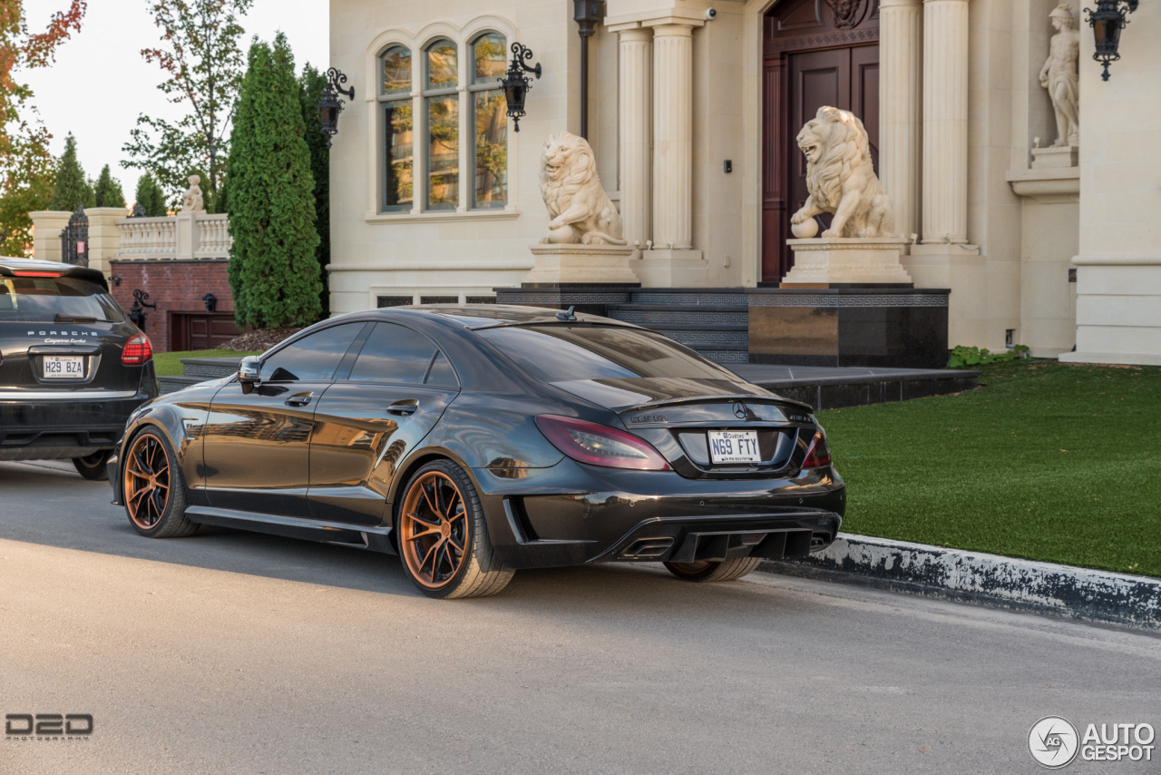 mercedes benz mansory cls 63 amg s c218 19 oktober 2015 autogespot. Black Bedroom Furniture Sets. Home Design Ideas
