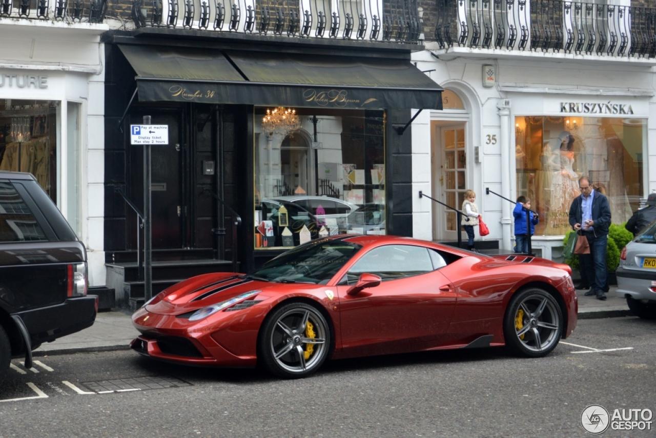 2015 Ferrari 458 Speciale >> Ferrari 458 Speciale - 21 October 2015 - Autogespot