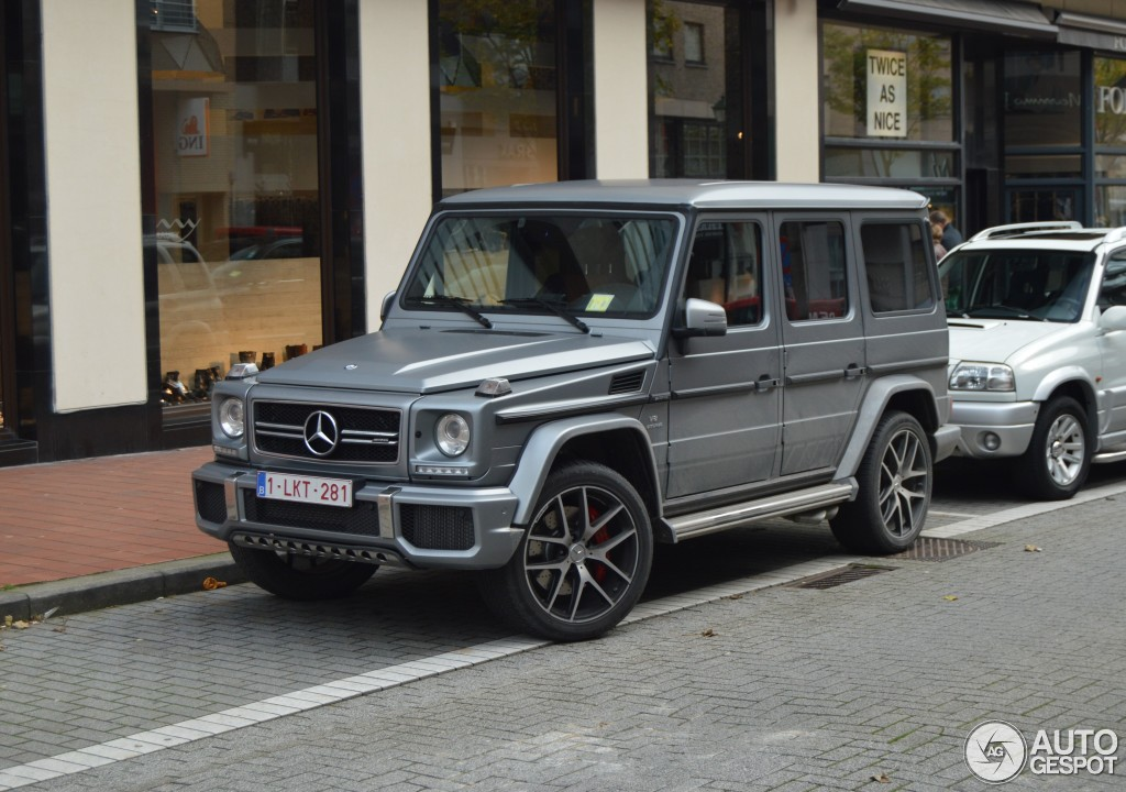 mercedes amg g 63 2016 edition 463 21 oktober 2015 autogespot. Black Bedroom Furniture Sets. Home Design Ideas