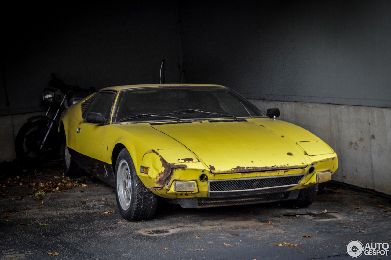 De Tomaso Pantera 22 October 2015 Autogespot