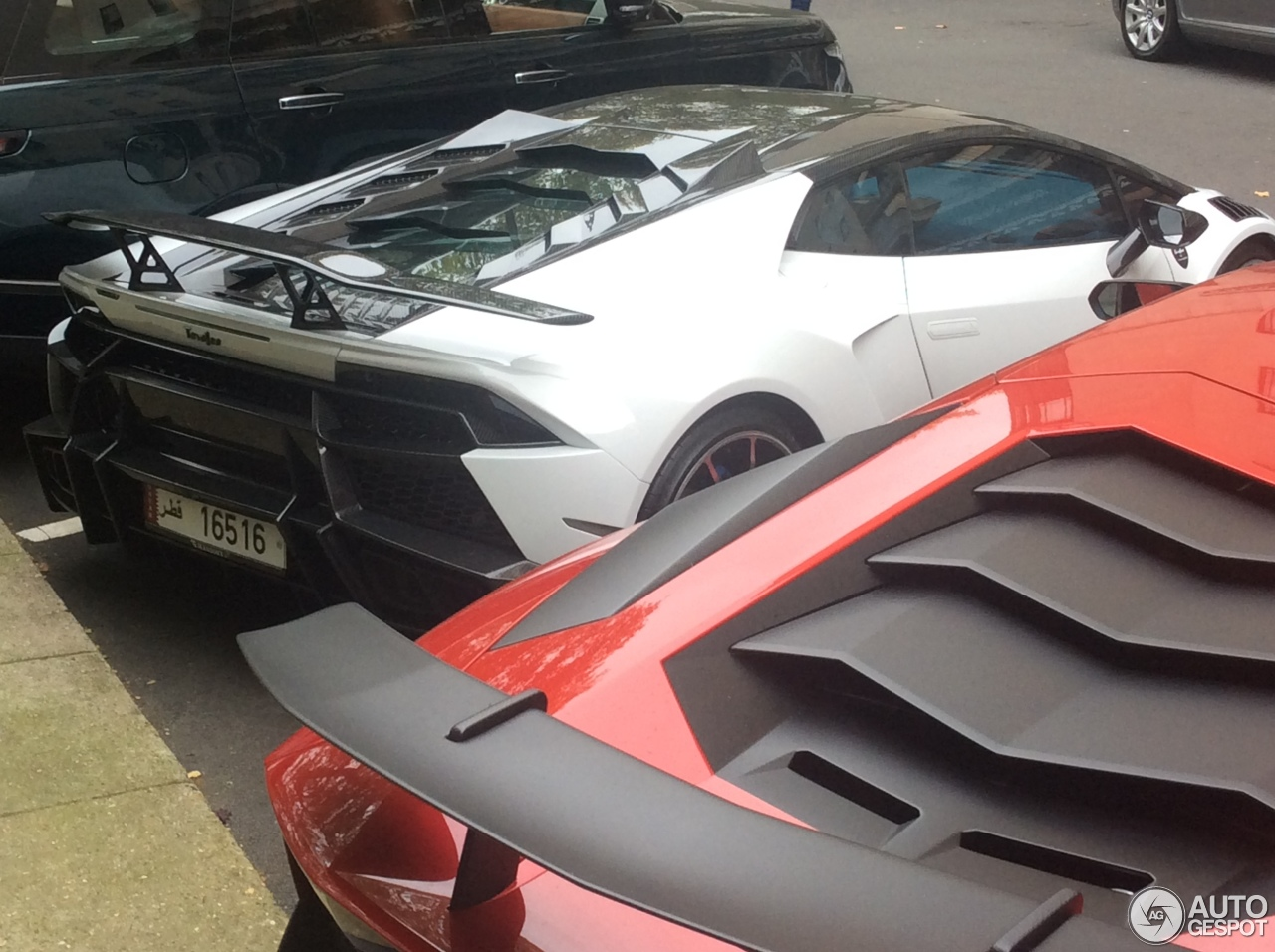 lamborghini hurac n mansory torofeo 22 october 2015 autogespot. Black Bedroom Furniture Sets. Home Design Ideas
