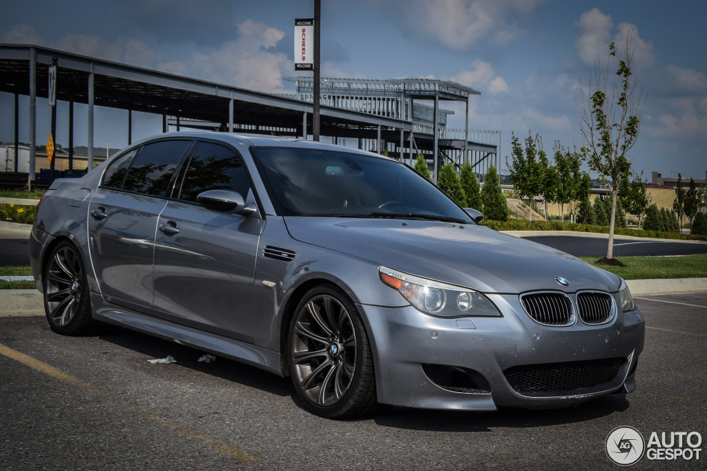 Bmw M5 E60 2007 23 October 2015 Autogespot