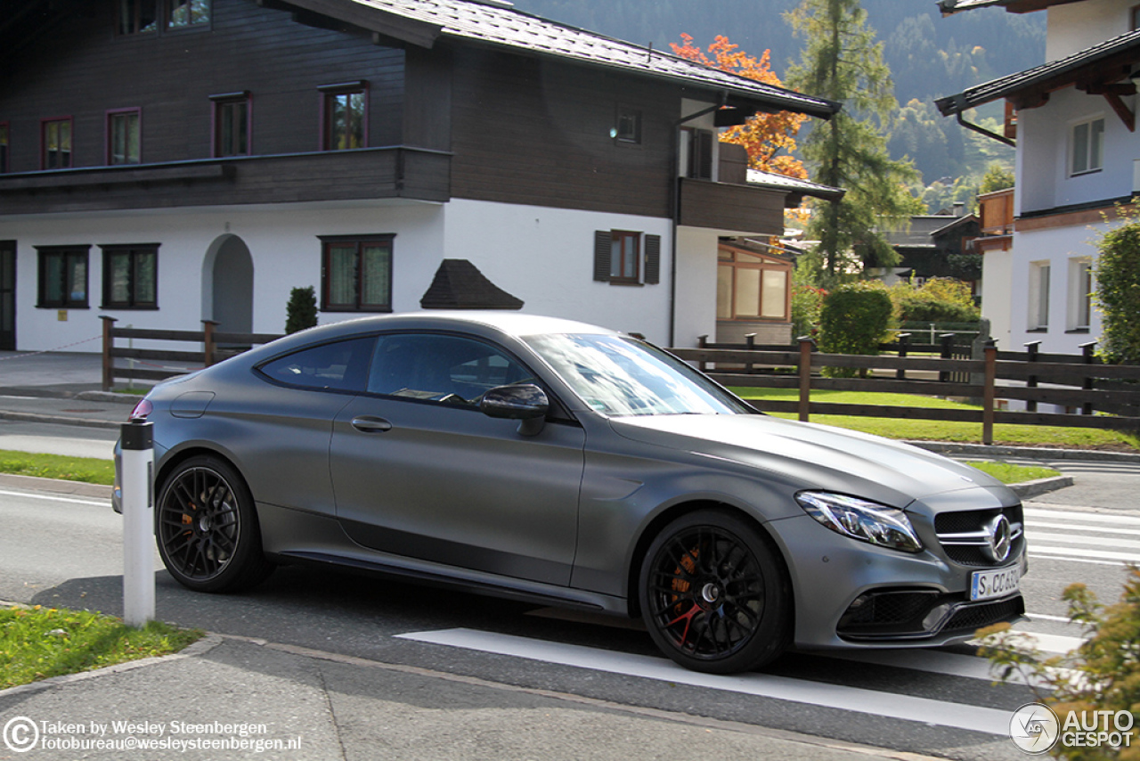 mercedes amg c 63 coup c205 23 october 2015 autogespot. Black Bedroom Furniture Sets. Home Design Ideas