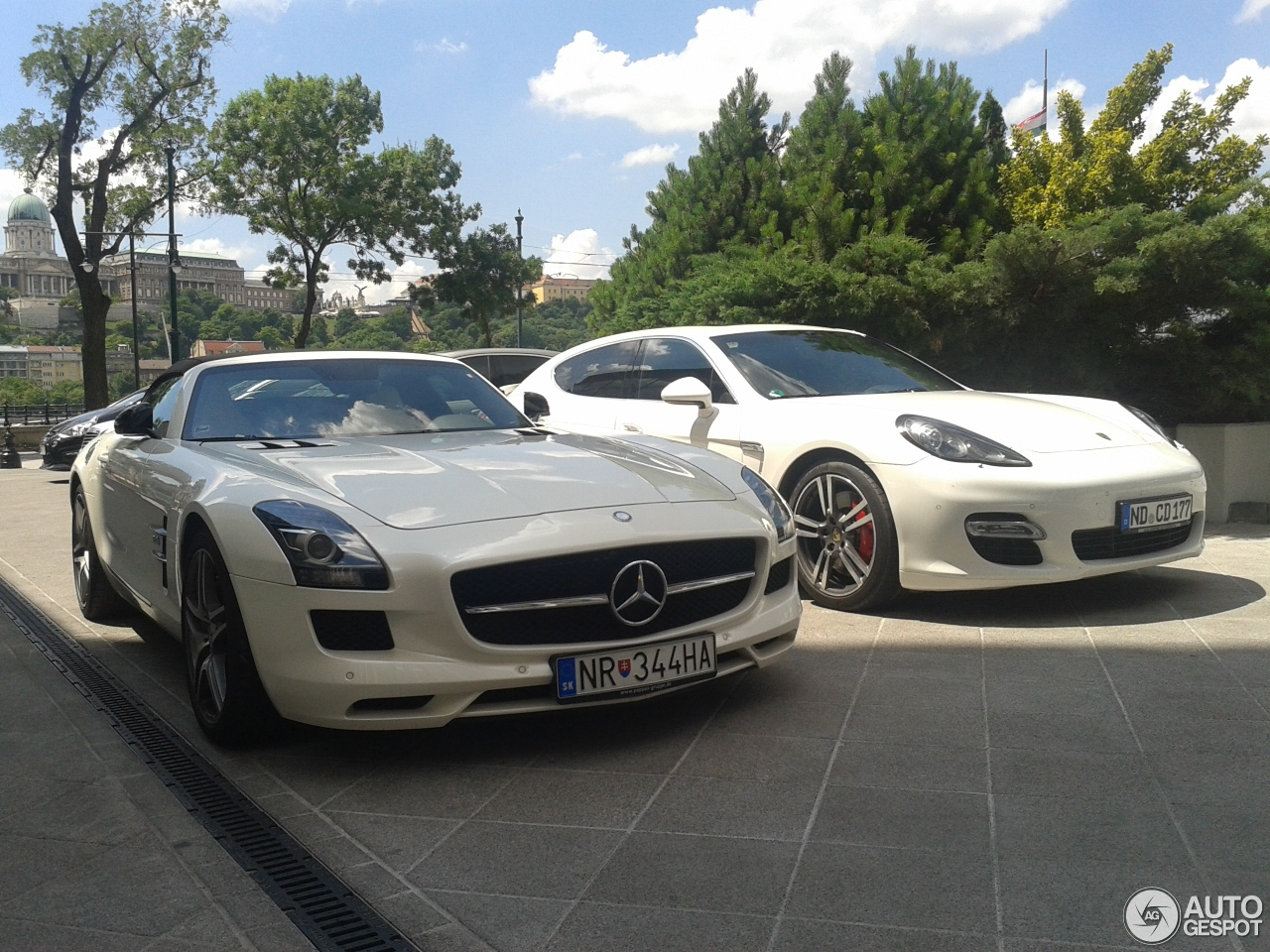 Mercedes benz sls amg gt roadster 24 oktober 2015 for 2015 mercedes benz sls amg
