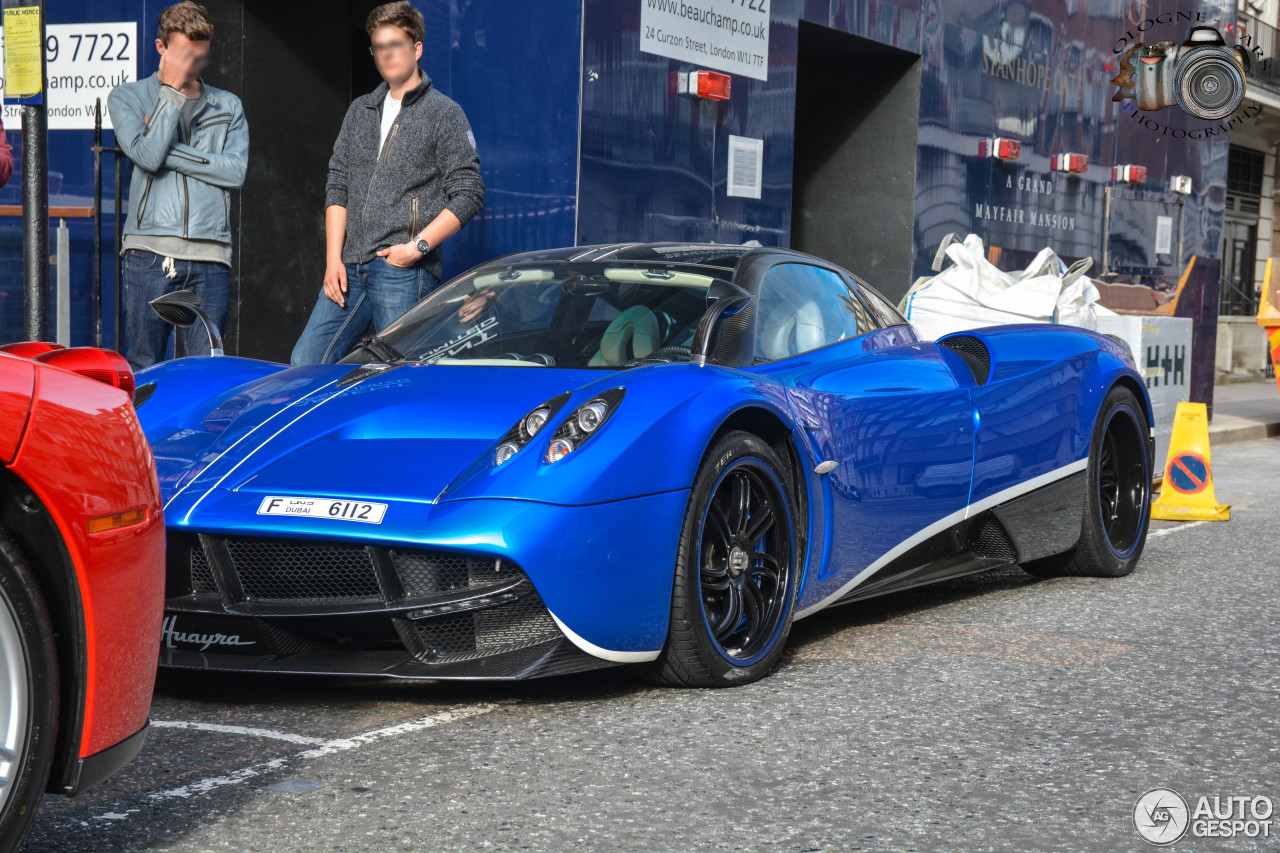 Pagani Huayra - 24 October 2015 - Auspot