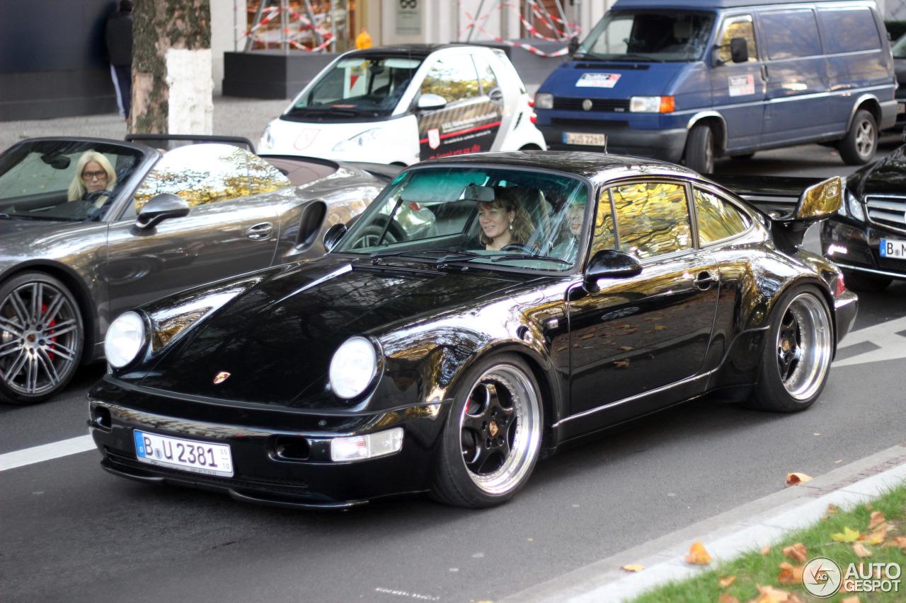 Porsche 964 Carrera Rs 3 8 24 October 2015 Autogespot