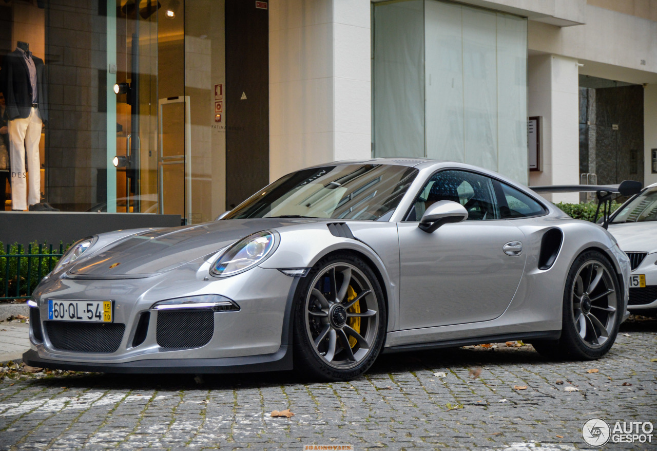 porsche 991 gt3 rs 26 october 2015 autogespot. Black Bedroom Furniture Sets. Home Design Ideas