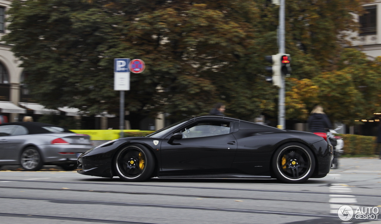 ferrari 458 spider 27 oktober 2015 autogespot. Black Bedroom Furniture Sets. Home Design Ideas
