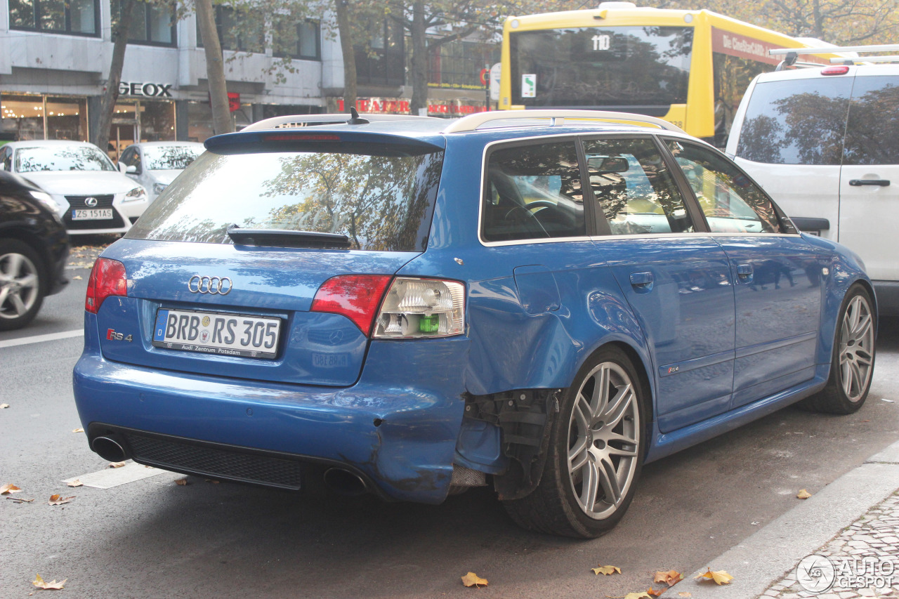 audi rs4 avant b7 28 october 2015 autogespot. Black Bedroom Furniture Sets. Home Design Ideas