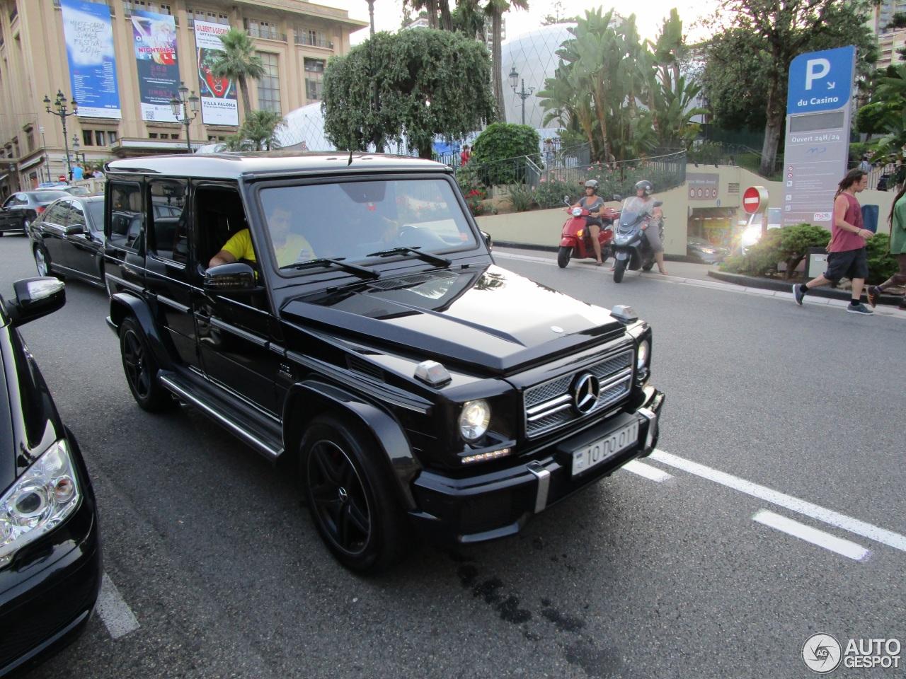 Mercedes benz g 65 amg 28 2015 autogespot for Mercedes benz g 65 amg