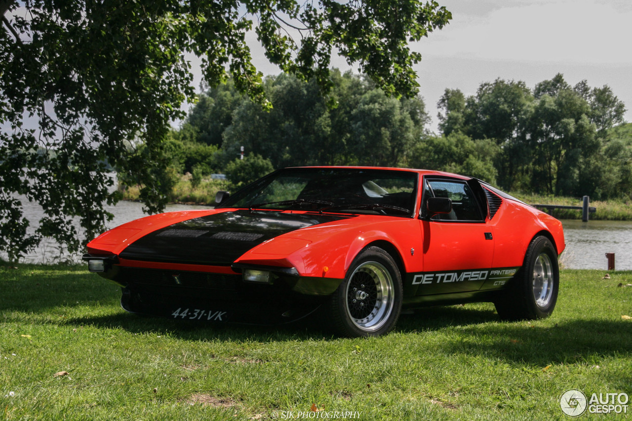 de tomaso pantera gts 29 october 2015 autogespot. Black Bedroom Furniture Sets. Home Design Ideas