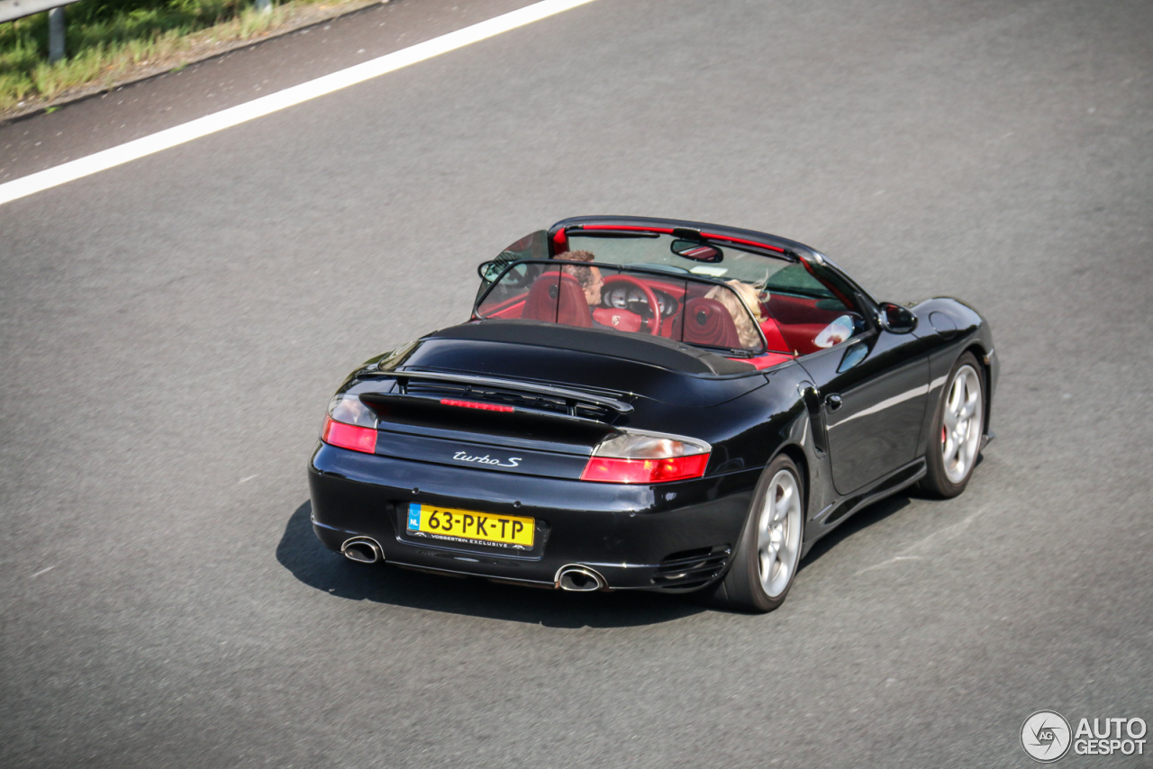 porsche 996 turbo s cabriolet 29 october 2015 autogespot. Black Bedroom Furniture Sets. Home Design Ideas