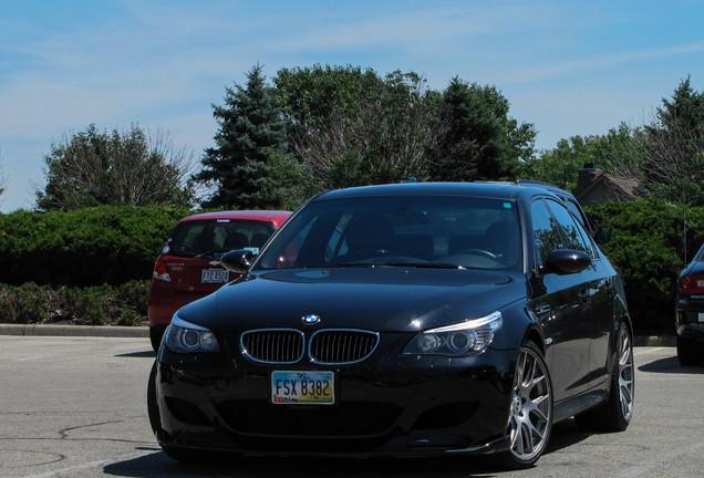 BMW DINAN M5 E60