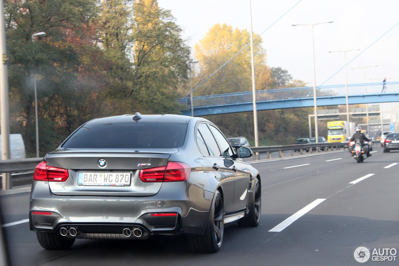 Bmw M3 F80 Sedan 2016 30 October 2015 Autogespot