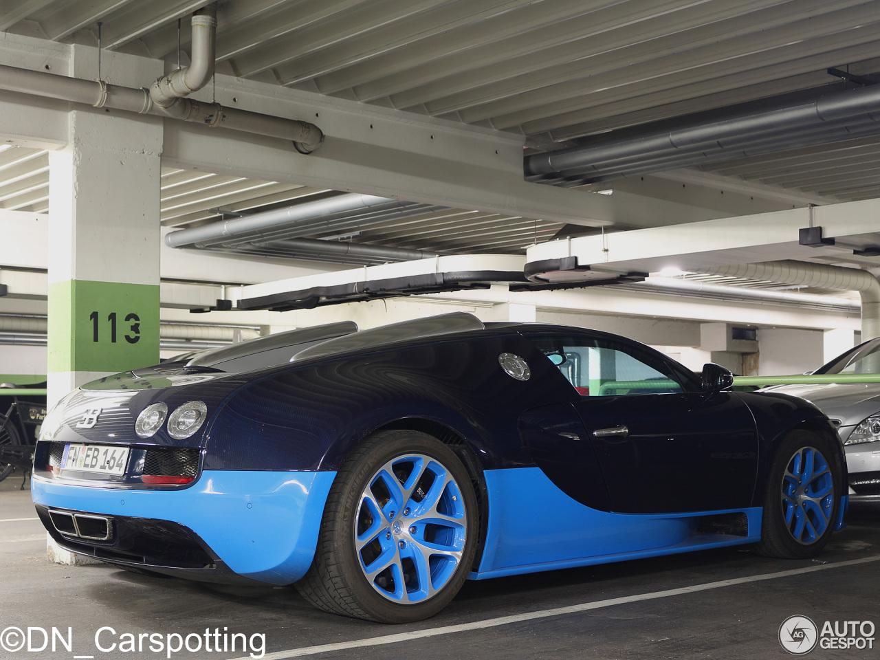 bugatti veyron 16 4 grand sport vitesse 31 october 2015 autogespot. Black Bedroom Furniture Sets. Home Design Ideas
