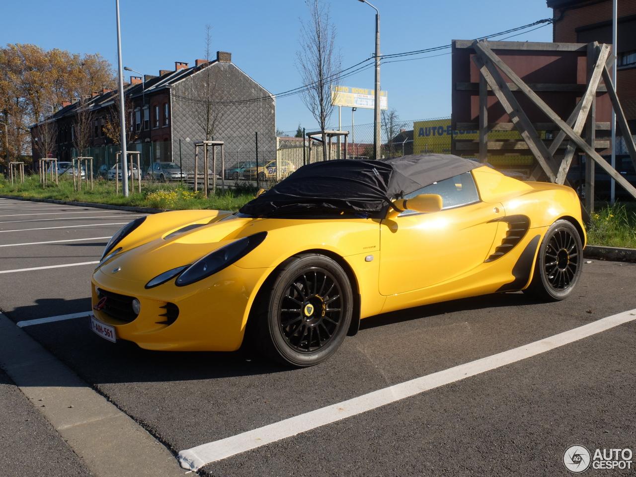 Lotus elise s2 135r 31 october 2015 autogespot 1 i lotus elise s2 135r 1 vanachro Image collections