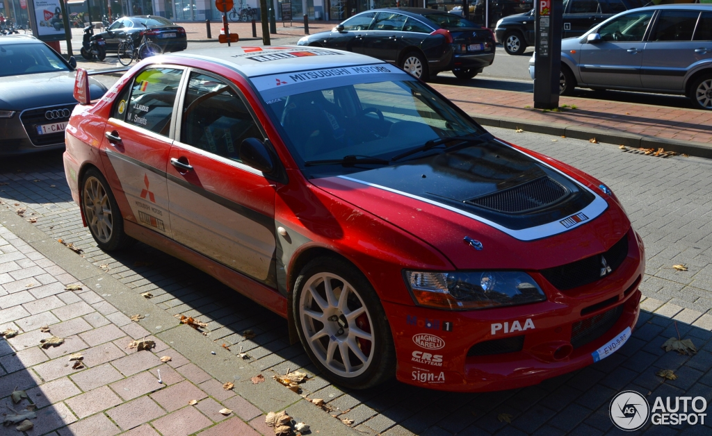 Mitsubishi Lancer Evolution Ix Ralliart 31 October 2015 Autogespot
