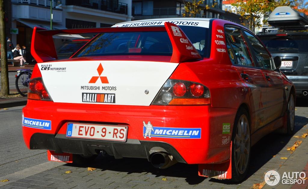 Mitsubishi Lancer Evolution Ix Ralliart 31 October 2015 Autogespot