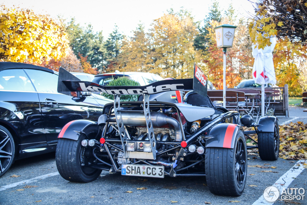 ariel atom v8 komo tec 1 november 2015 autogespot. Black Bedroom Furniture Sets. Home Design Ideas