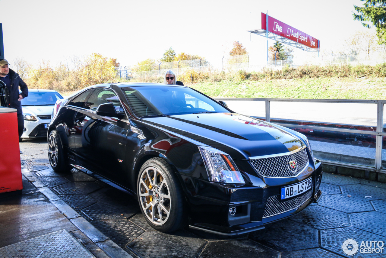 cadillac cts v coup 1 november 2015 autogespot. Black Bedroom Furniture Sets. Home Design Ideas