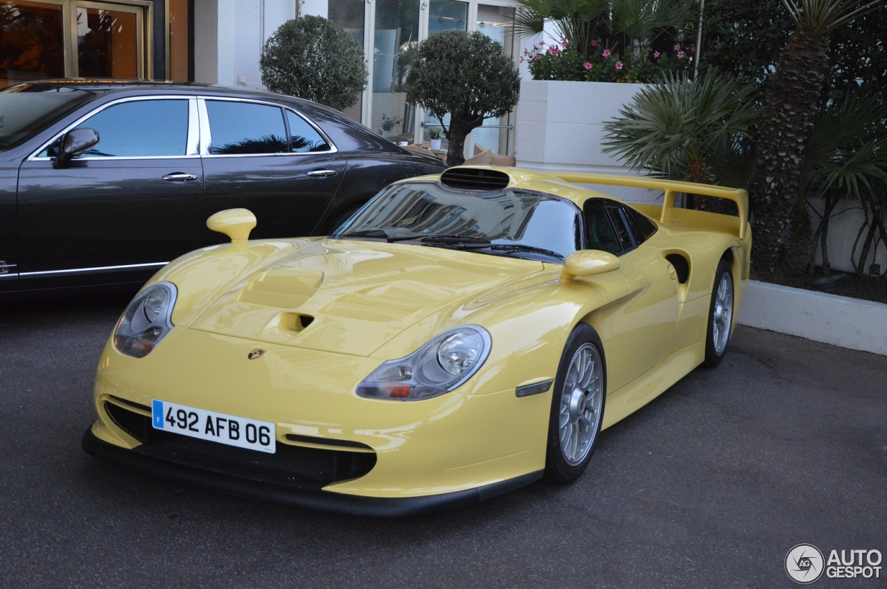 porsche 996 gt1 1 november 2015 autogespot. Black Bedroom Furniture Sets. Home Design Ideas