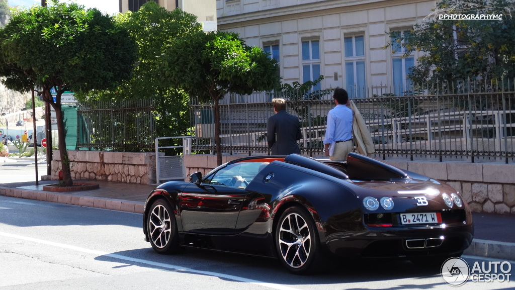 bugatti veyron 16 4 grand sport vitesse 4 november 2015 autogespot. Black Bedroom Furniture Sets. Home Design Ideas