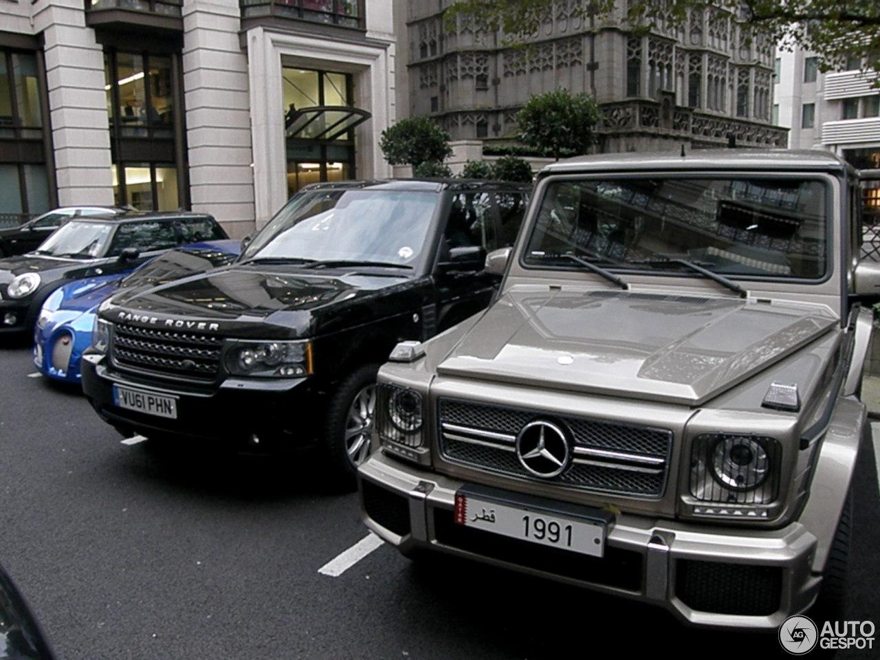 Mercedes benz g 65 amg 5 november 2015 autogespot for Mercedes benz g 65 amg