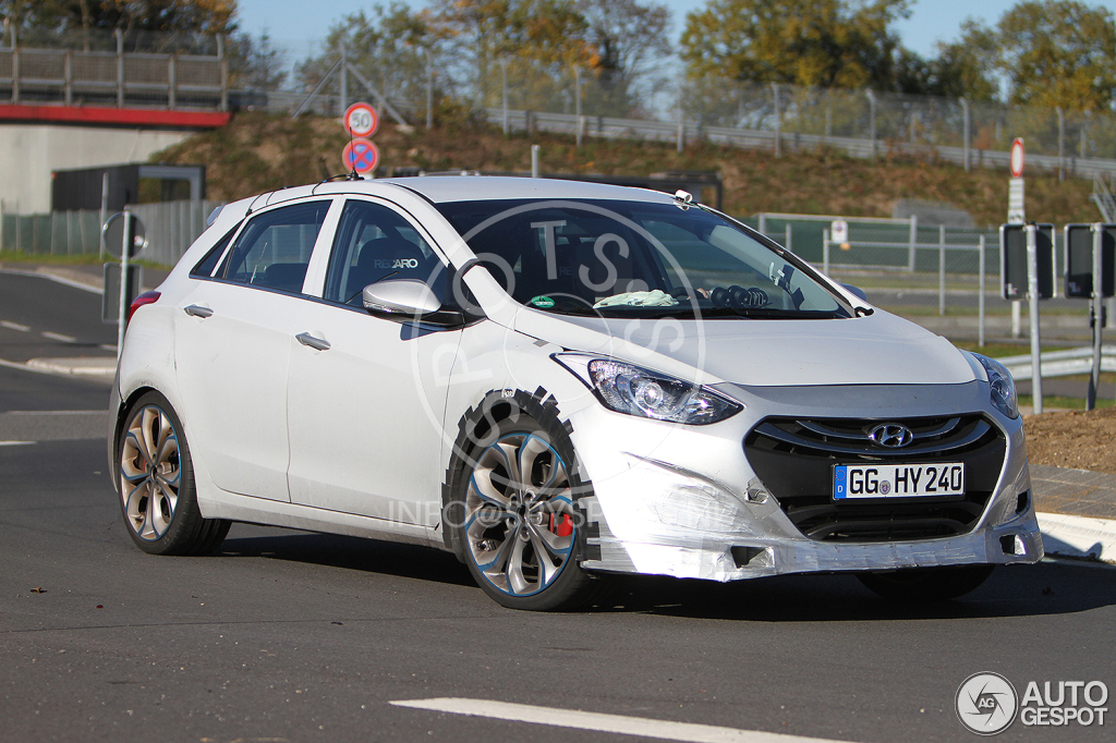 Hyundai I30 N 6 November 2015 Autogespot