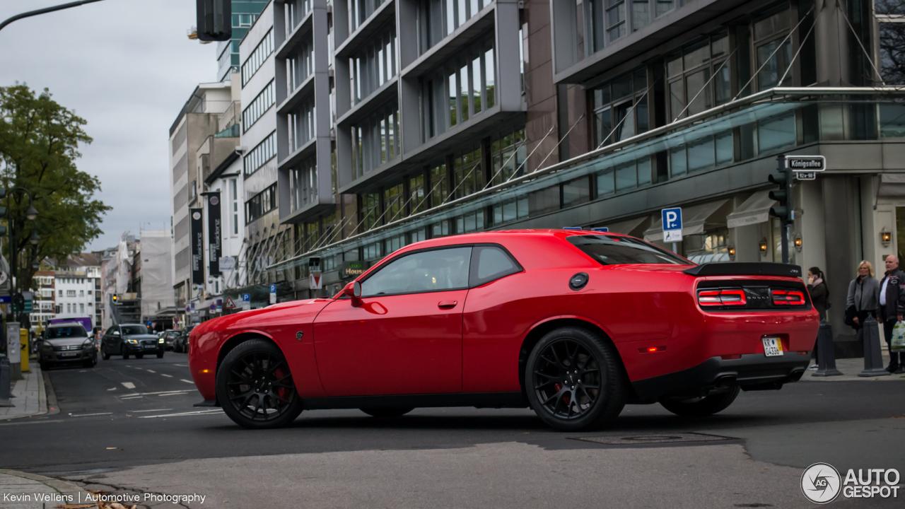 News 2015 Challenger Hellcat Photos Allpar Covers Dodge