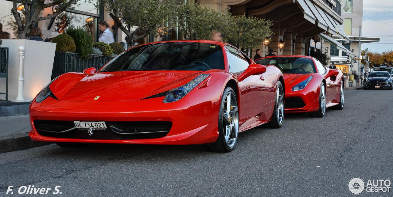 2010 Ferrari 488 GTB photo - 2