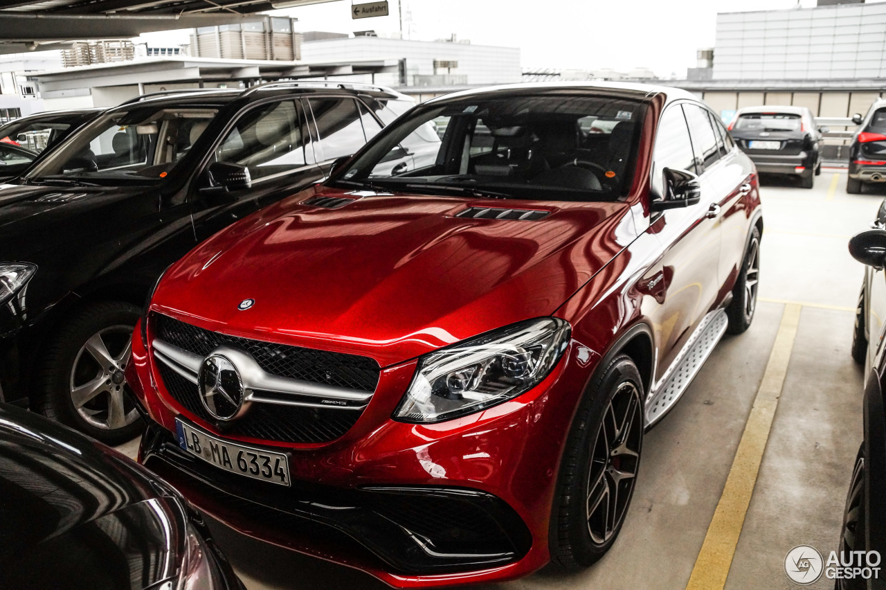 mercedes amg gle 63 s coup 8 november 2015 autogespot. Black Bedroom Furniture Sets. Home Design Ideas