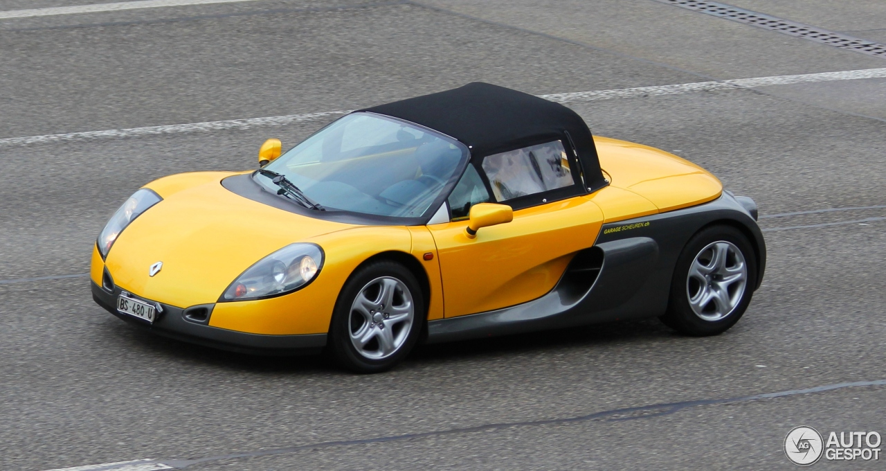 Renault Sport Spider - 8 November 2015 - Autogespot