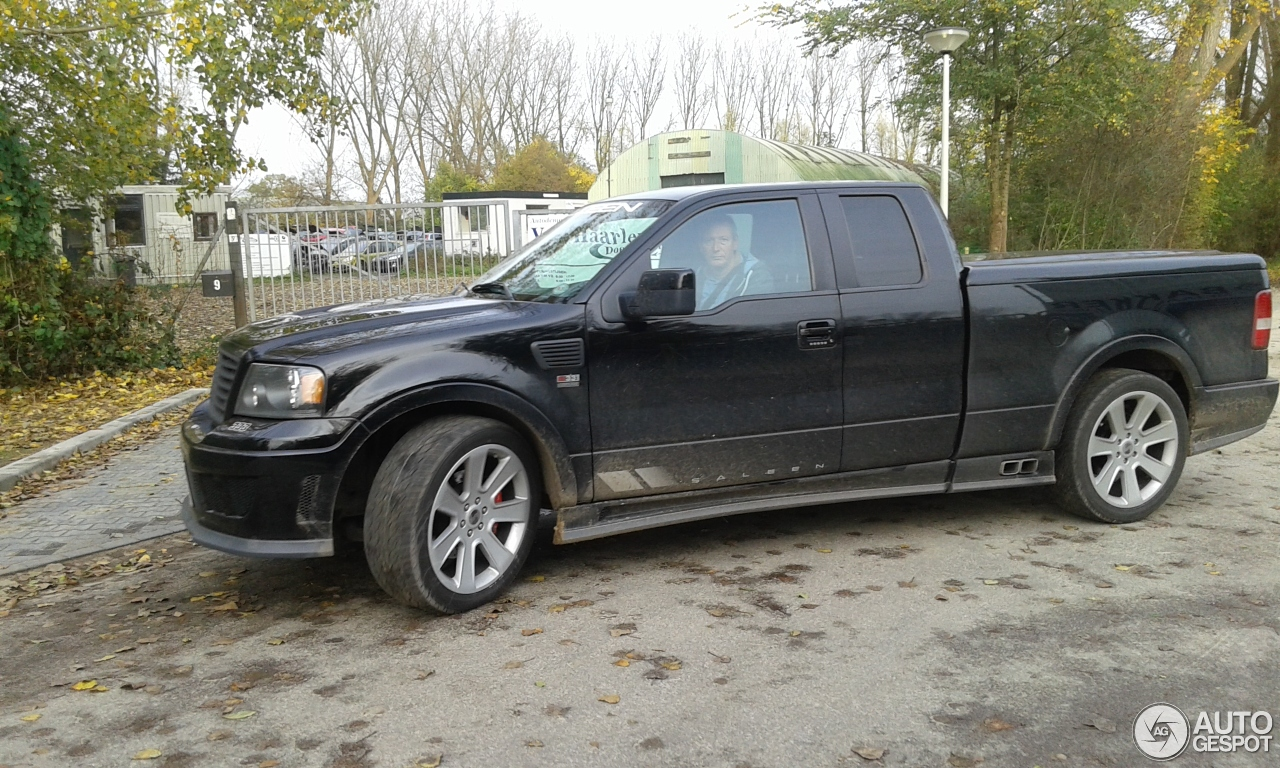 2008 saleen s331 f150 for sale autos post. Black Bedroom Furniture Sets. Home Design Ideas