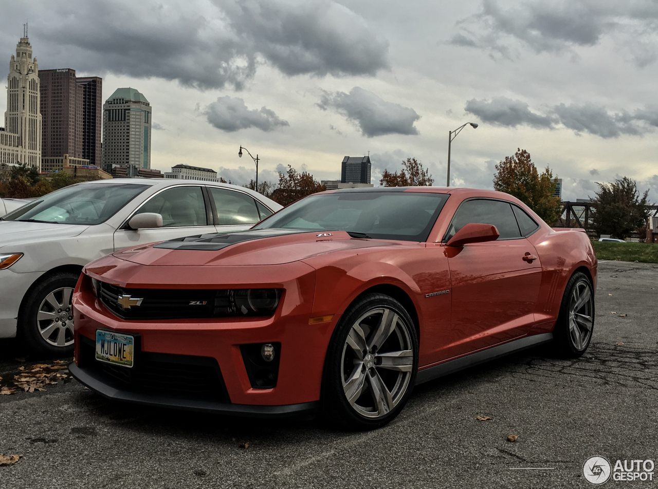 chevrolet camaro zl1 10 november 2015 autogespot. Black Bedroom Furniture Sets. Home Design Ideas
