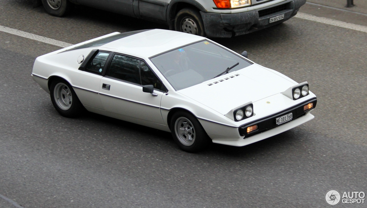 Lotus esprit s2 11 november 2015 autogespot