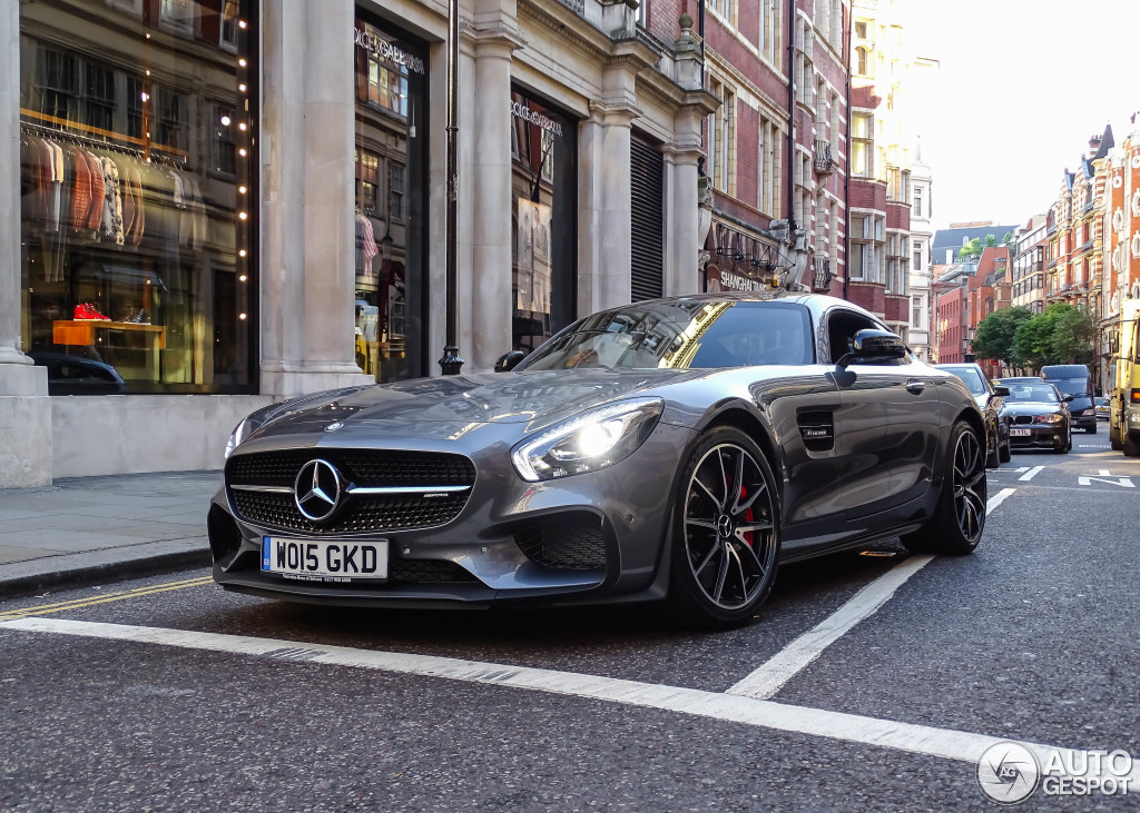 Mercedes-AMG GT S C190 Edition 1 - 11 November 2015 - Autogespot