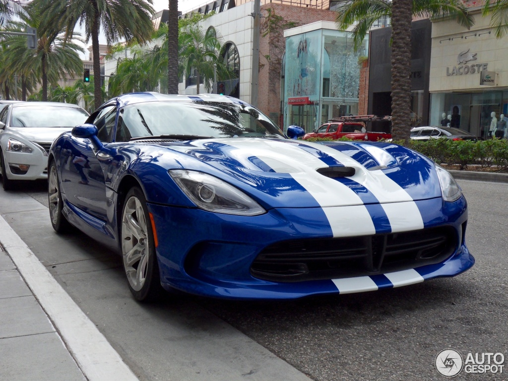 srt viper gts 2013 13 november 2015 autogespot. Black Bedroom Furniture Sets. Home Design Ideas