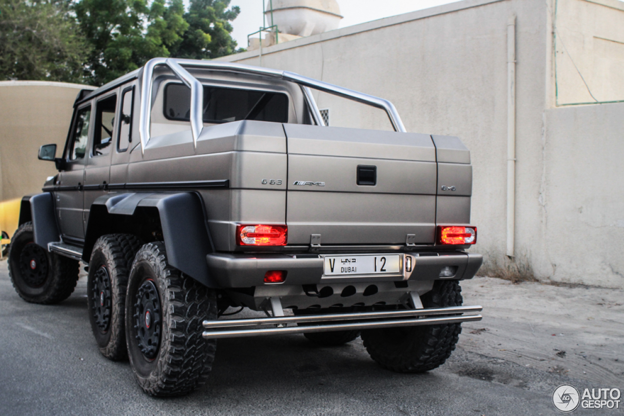 Mercedes benz g 63 amg 6x6 14 november 2015 autogespot for Mercedes benz amg 6 3
