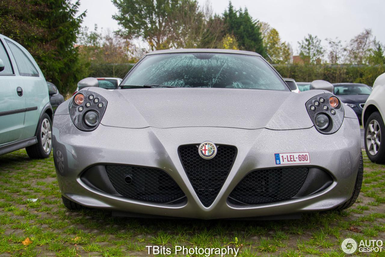 Alfa Romeo 4c 16 November 2015 Autogespot