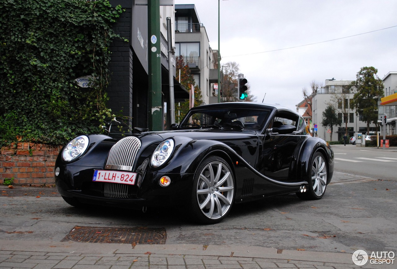 morgan aero 8 supersports 16 november 2015 autogespot