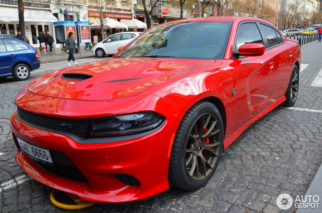 Dodge Charger Srt Hellcat 2015 17 November 2015 Autogespot